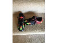 Boys Messi football boots - size 1
