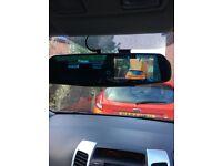 Dash camera / rear camera / rear mirror
