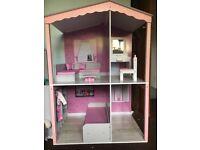 Design a friend dolls house and furniture