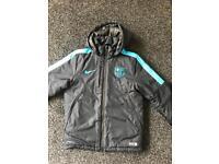Boys Nike Barcelona coat