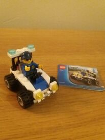 30228 Lego City Police Car