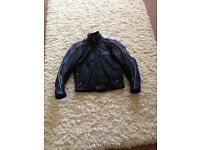 Richa leather motorcycle jacket