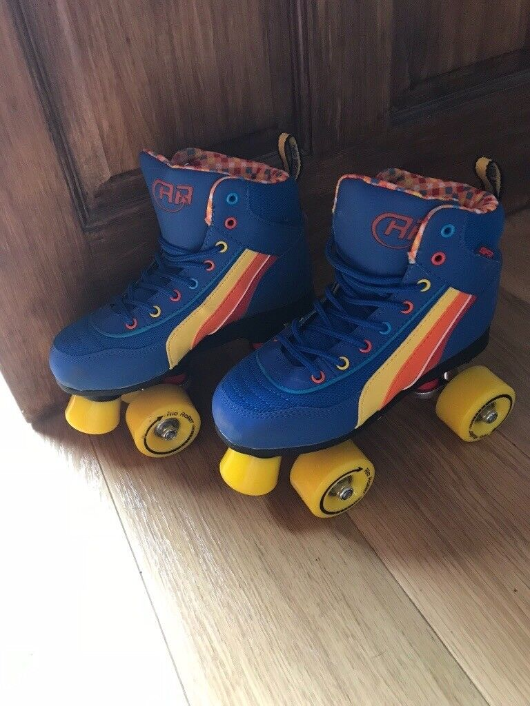 Immaculate Roller Skates and Storage Bag