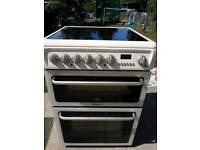 Hotpoint C367EIH electric cooker 60cm