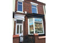 3 Bed Terrace, Crewe