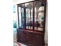 Stag Minstrel Display Cabinet for sale