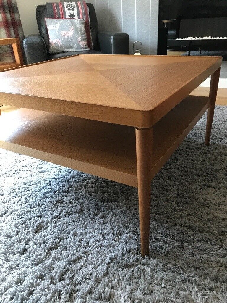 Ikea Stockholm Coffee Table In Good Condition East Kilbride Glasgow Gumtree