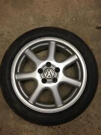 VW Alloy Wheel x1