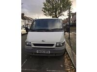 For Sale, Ford Transit 260 SWB 2005