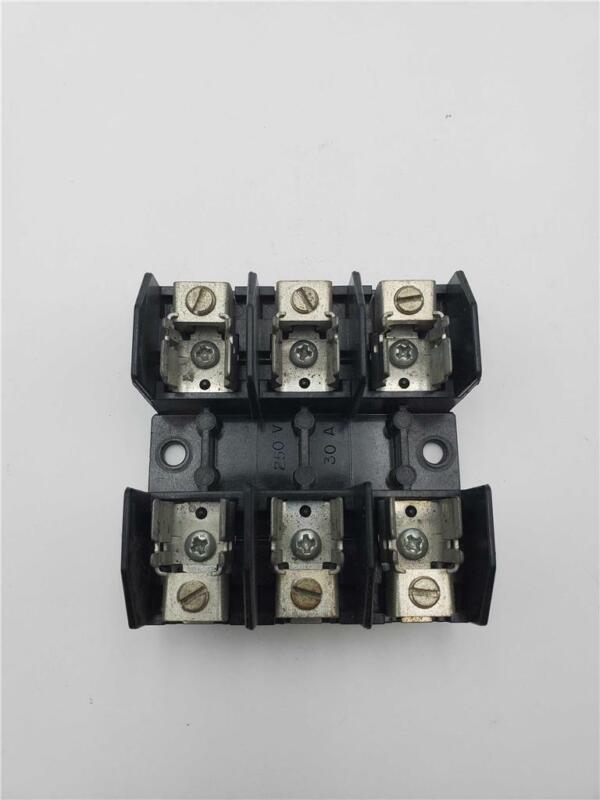 LITTELFUSE FUSEHOLDER LH25030-3C 30A 250V