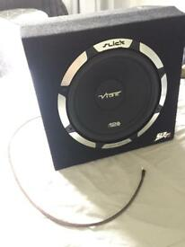 VIBE SLR12 Active Subwoofer 1200 watts