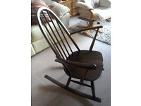 Ercol vintage Childs rocking chair