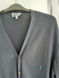 Mens Vivienne Westwood cardigan size medium. Good condition
