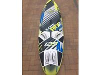 2014 Jp X-Cite ride pro edition 125ltr windsurfing board
