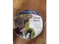 Shade maker for buggy excellent condition