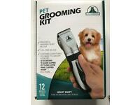 Pet Grooming Kit