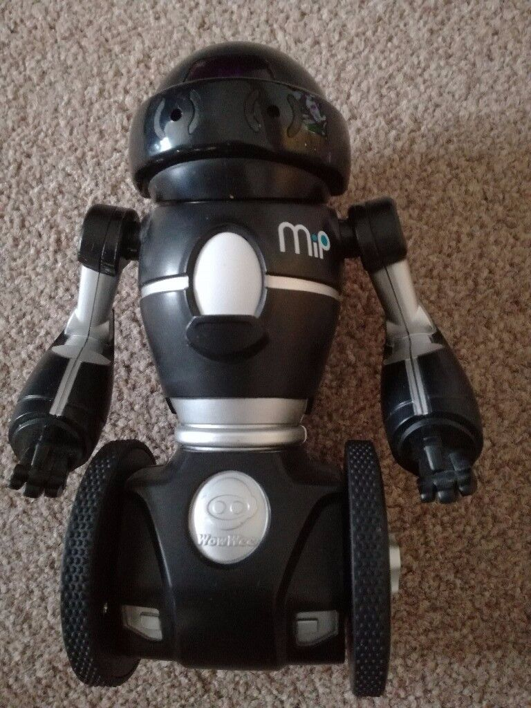 Robot WowWee MiP robot - works on own or with an iPad app - very good condition