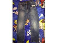 Boys jeans age 5 years