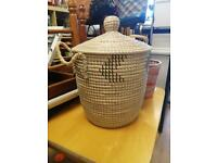 WICKER BASKET NEW CONDITION