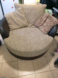 Cuddled Chair