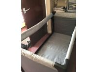 Boots travel cot
