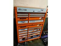 Snap on gulf racing tool chest ltd edition near new