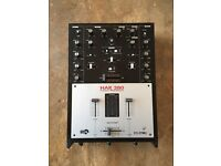 Ecler HAK 380 2 Channel Battle Mixer (Fully working and in superb condition)
