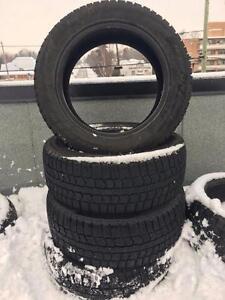 Pirelli Ice Control (Set of 4) 215/55/16