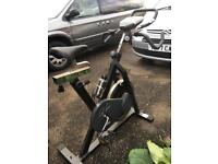 Carl Lewis Exercise Bike