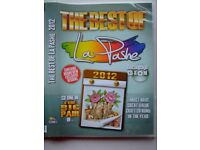 The Best of La Pashe and Justinklined 2012 - 2 CD-Rom set.