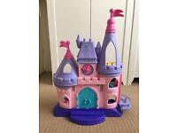 Little people Disney castle & princesses