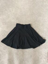 Girls Black School Skirts New Look/Primark