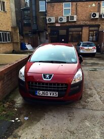 Peugeot 3008 Very Good Condition