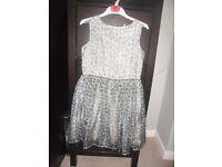 Next Dress and Cardi Age 11