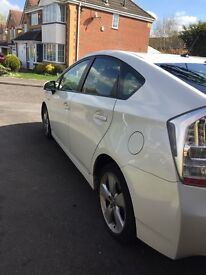 Toyota Prius t spirit with pco license till sept 17