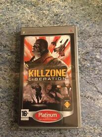KILLZONE Liberation PSP Game