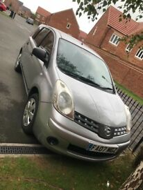 Nissan Note FOR SALE - Parts or repair