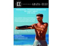 Personal Training Sessions from Millfield Park, Clapton, Hackney