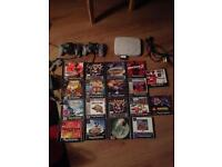 Ps1 PlayStation 1 with games