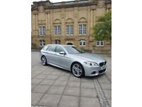 BMW 535i Luxury Line M Sport for sale - High spec Exceptional condition inside and out 31662 miles.