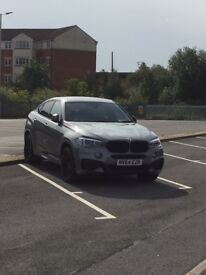 BMW X6 M Sport - FBMWSH - Black on Black - Many Extras - Perfect Condition
