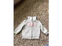 Gap hooded jacket