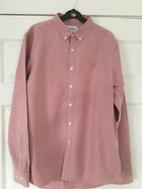 FARAH SLIM FIT SHIRT (size Large)