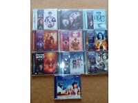 Doctor Who - Big Finish 9 audio CDs plus City Of Death original soundtrack