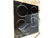 Kitchen Electric Glass Hob