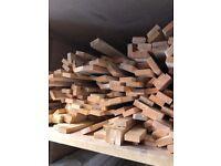 softwood timber slats 2.0m long 38x15mm £0.80p each