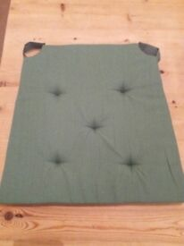 4 Brand new ikdea seat cushions