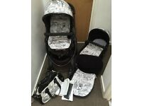 Icandy peach travel system