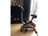 Pure fitness exercise bike
