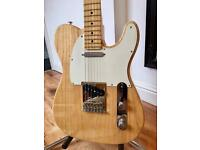 2008 Fender American Standard Telecaster Guitar - Natural - Ex Condition